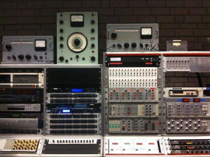 The Analogue Studio